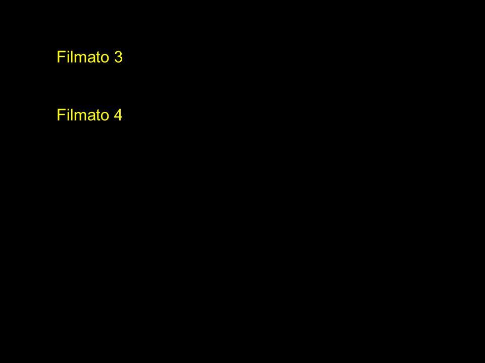 Filmato 3 Filmato 4