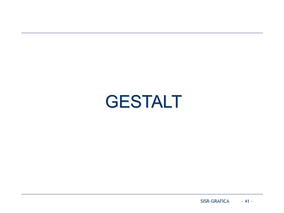 GESTALT Operating Systems Operating Systems Operating Systems