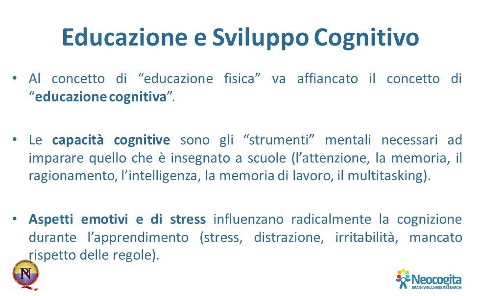 Educazione e Sviluppo Cognitivo