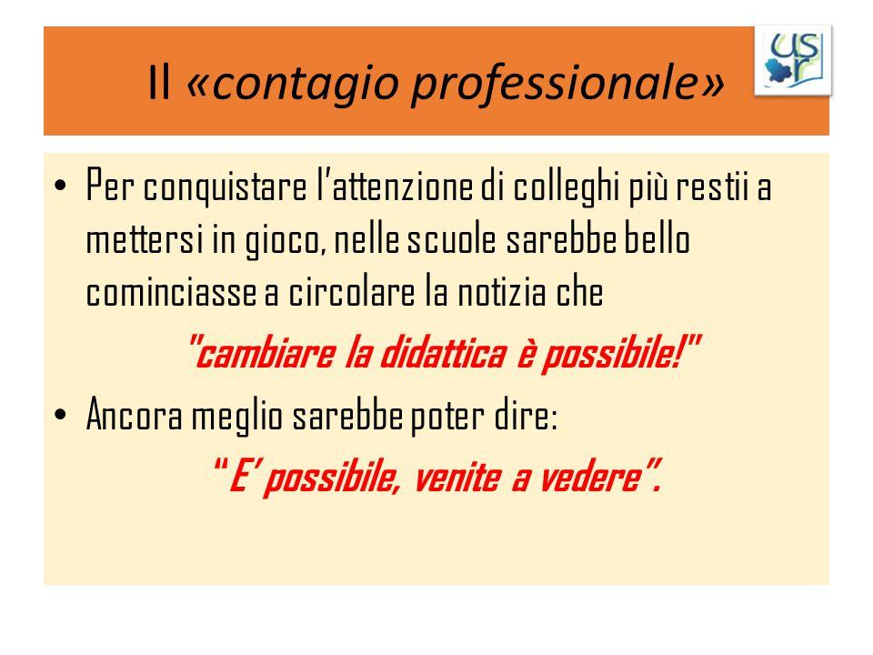 Il «contagio professionale»