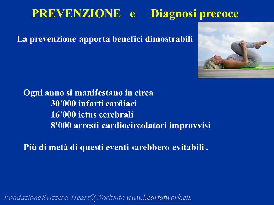 La prevenzione apporta benefici dimostrabili