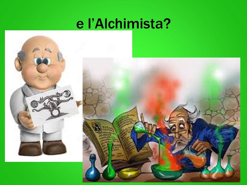 e l'Alchimista