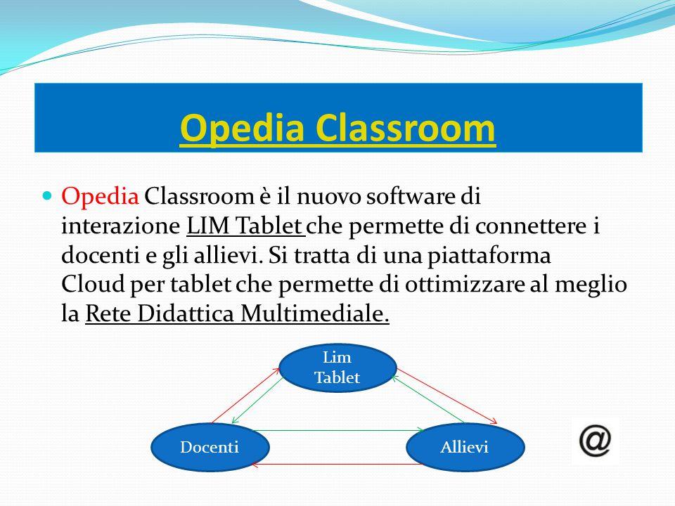 Opedia Classroom