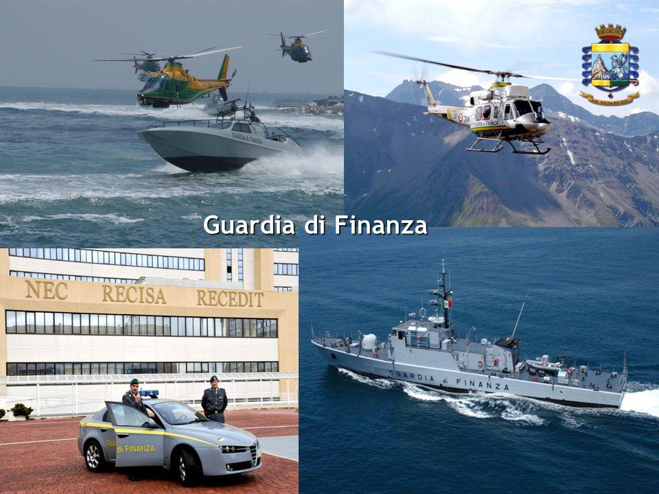 Guardia di Finanza Reparti Aeronavali