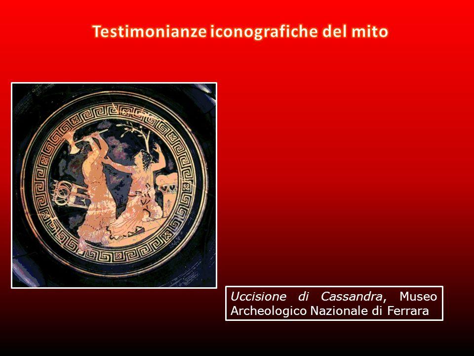 Testimonianze iconografiche del mito