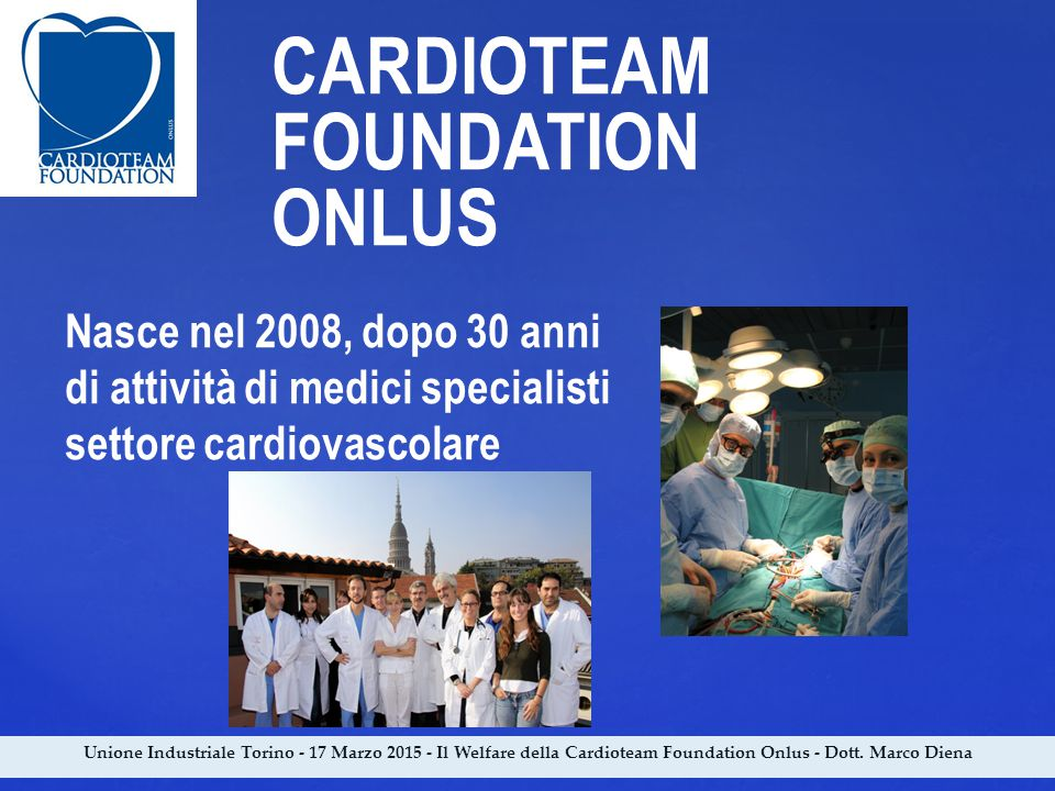 CARDIOTEAM FOUNDATION ONLUS