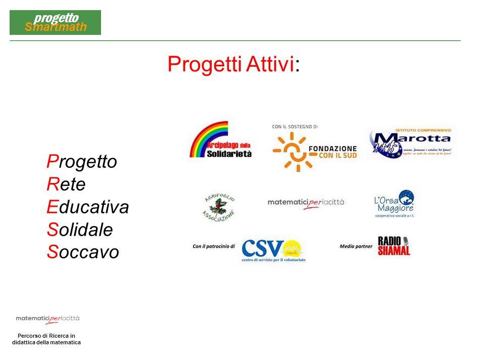 Progetti Attivi: Progetto Rete Educativa Solidale Soccavo