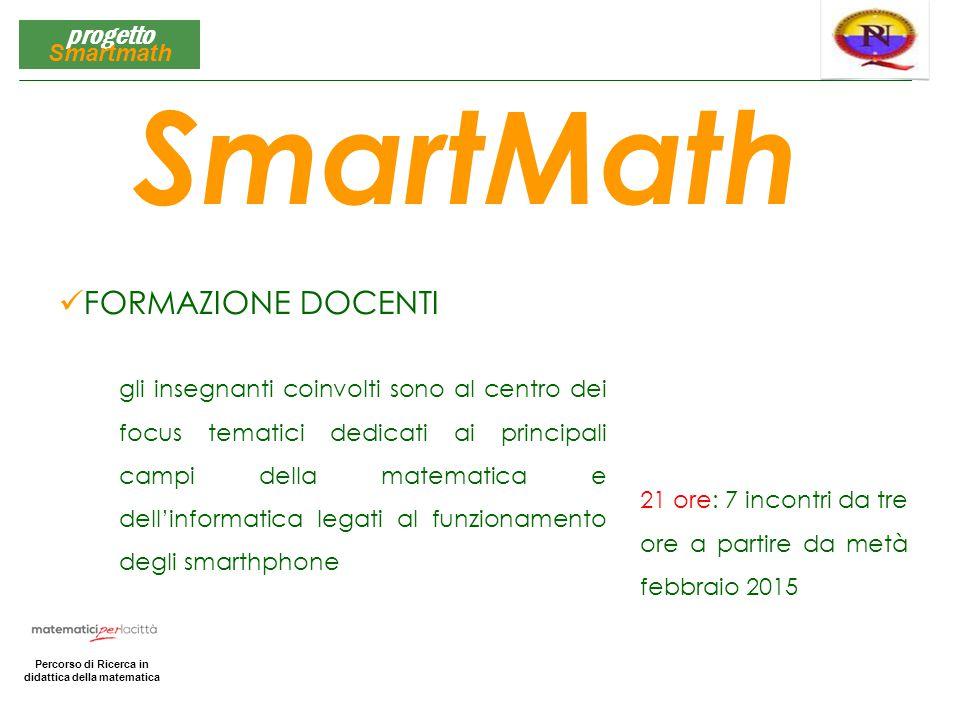 SmartMath FORMAZIONE DOCENTI