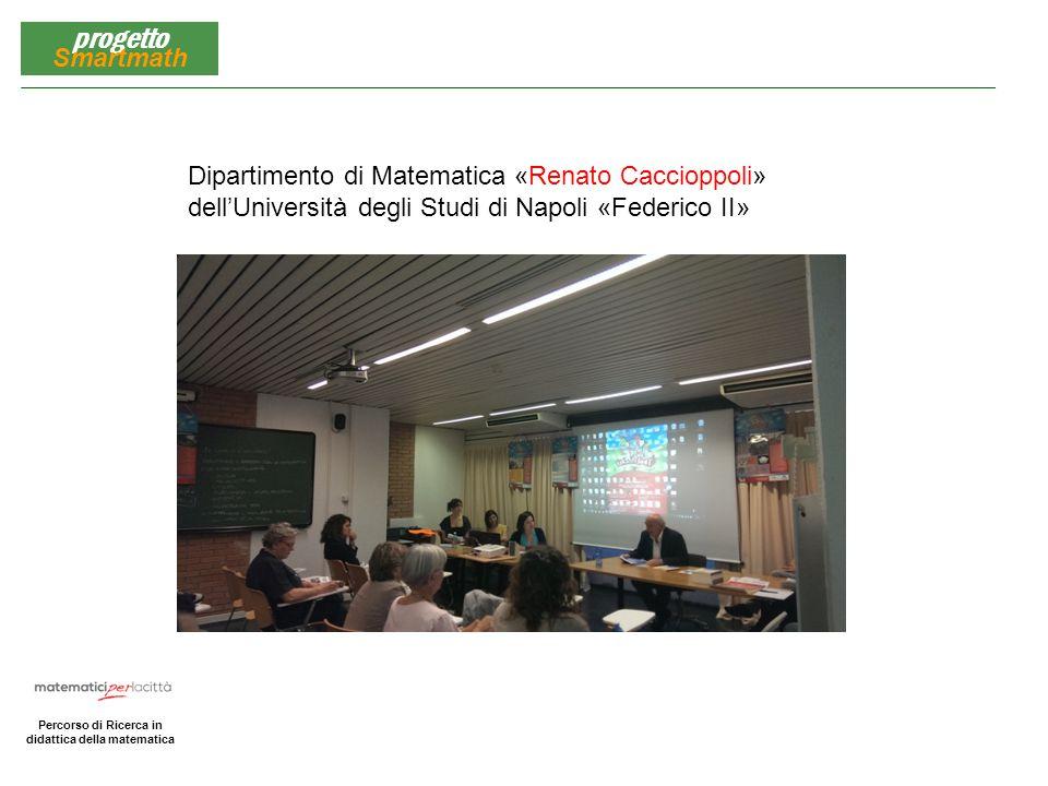 Dipartimento di Matematica «Renato Caccioppoli»