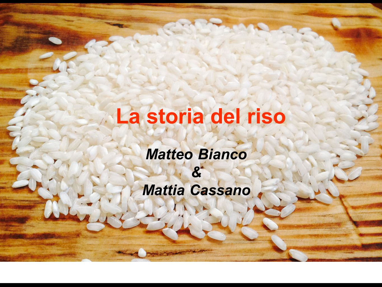 Matteo Bianco & Mattia Cassano