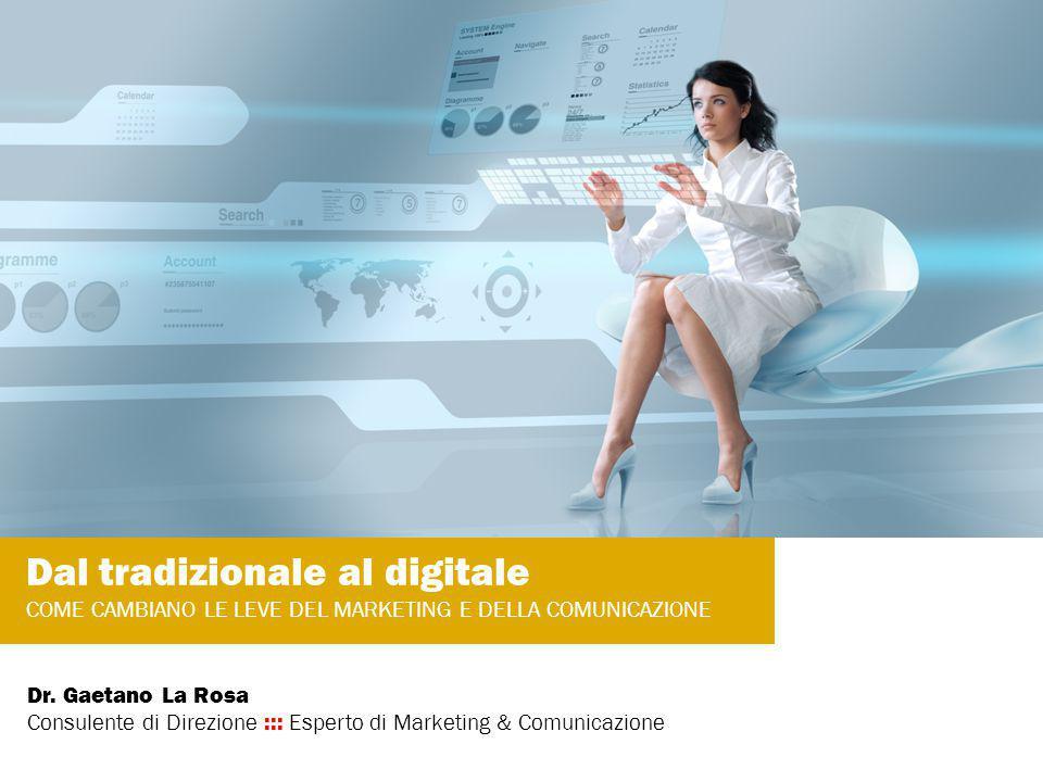 Dal tradizionale al digitale
