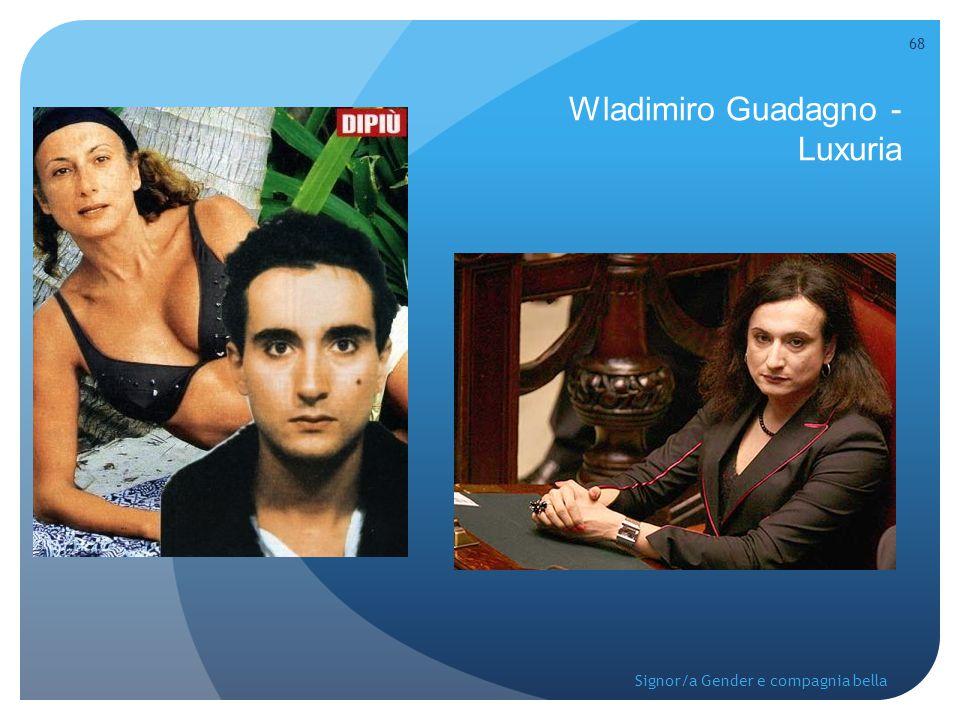 Wladimiro Guadagno - Luxuria