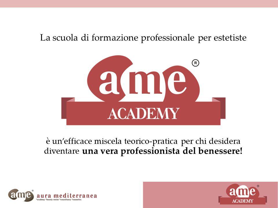 La scuola di formazione professionale per estetiste