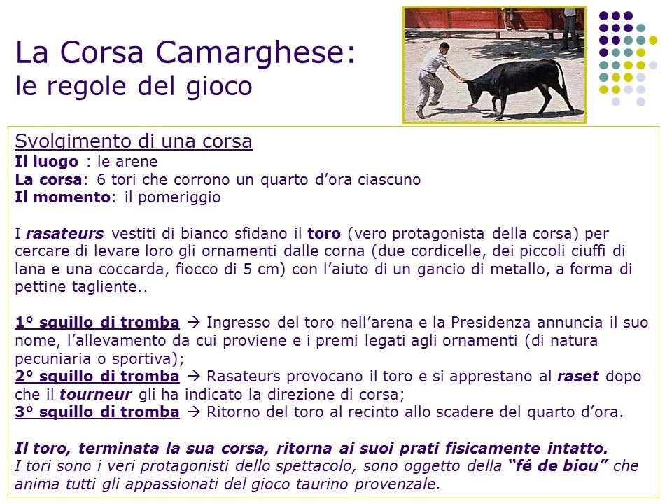 La Corsa Camarghese: le regole del gioco