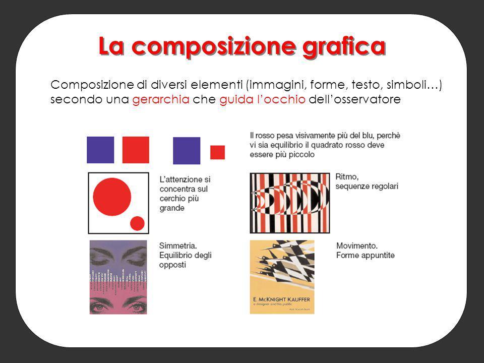 La composizione grafica