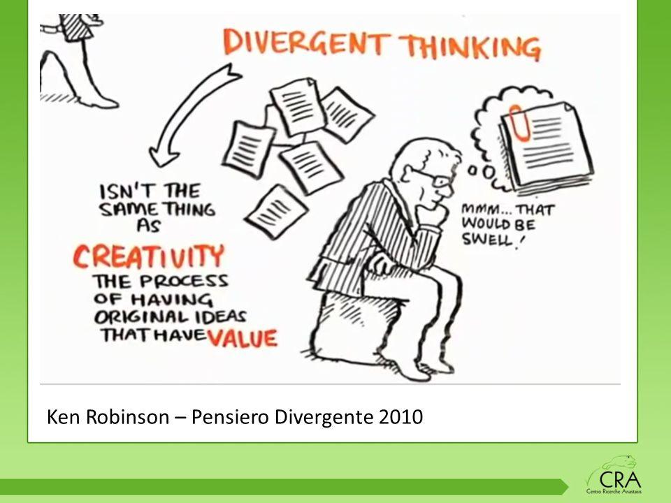 Ken Robinson – Pensiero Divergente 2010