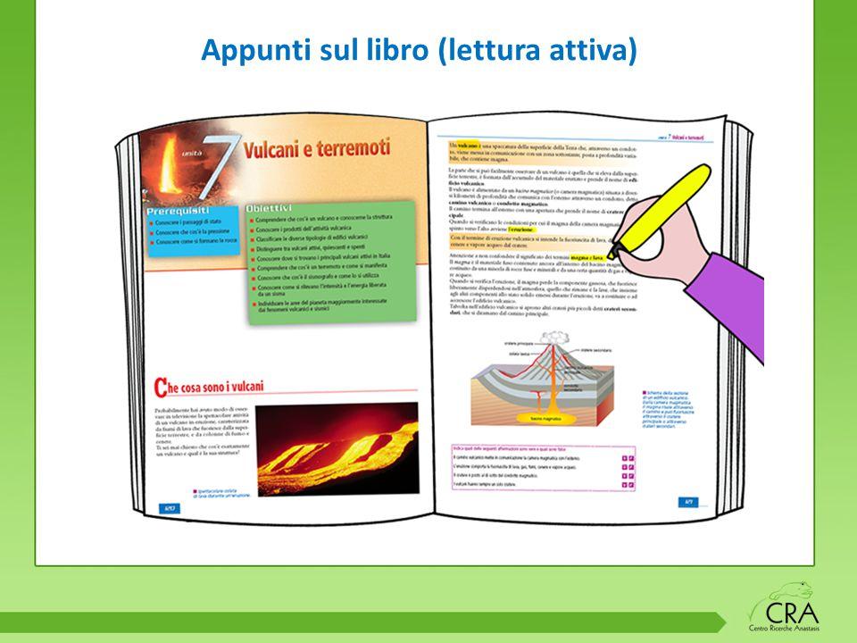 Appunti sul libro (lettura attiva)