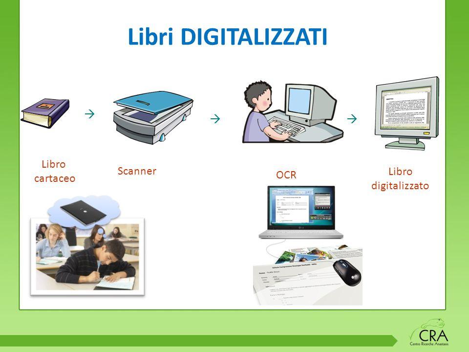 Libri DIGITALIZZATI  Libro digitalizzato  OCR Scanner  Libro