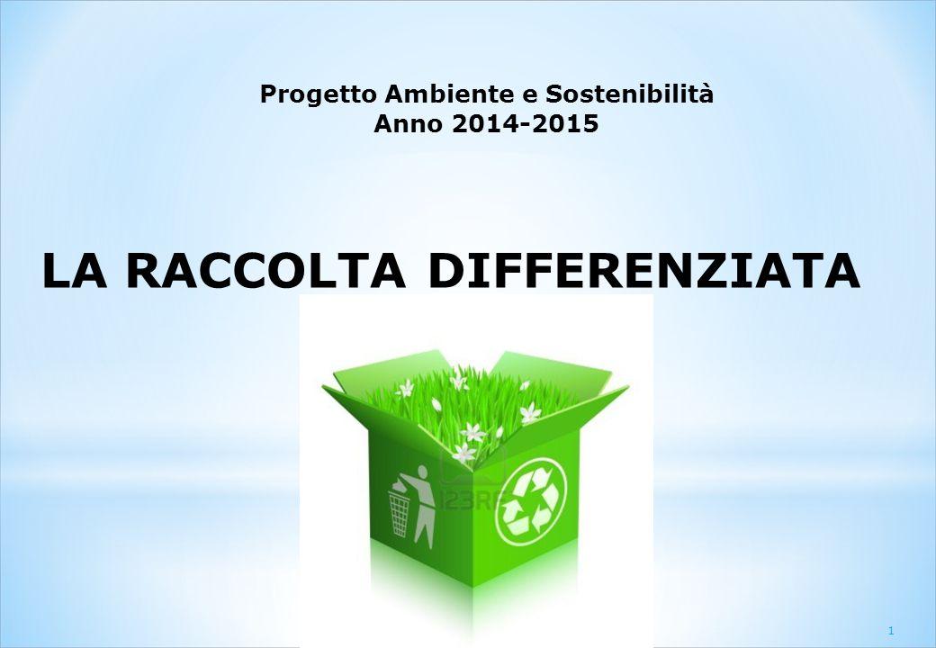 Progetto Ambiente e Sostenibilità