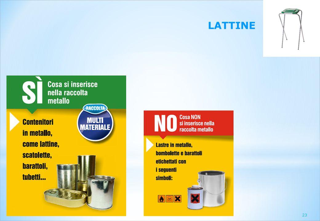 LATTINE 23
