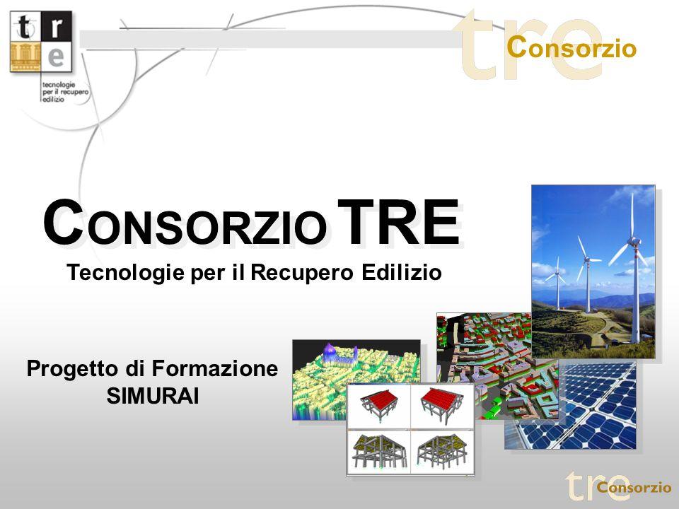 Tecnologie per il Recupero Edilizio Progetto di Formazione SIMURAI