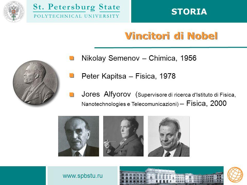 Vincitori di Nobel STORIA Nikolay Semenov – Сhimica, 1956