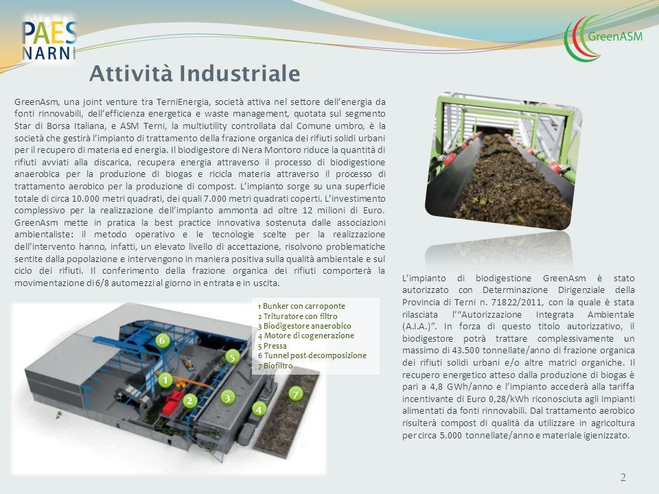 Attività Industriale