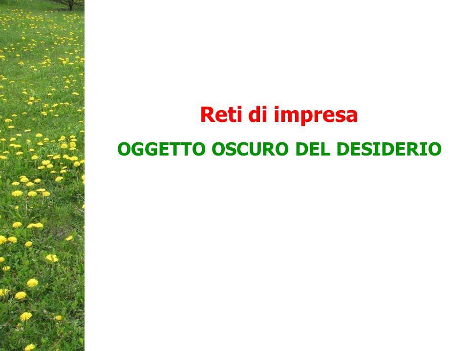 OGGETTO OSCURO DEL DESIDERIO