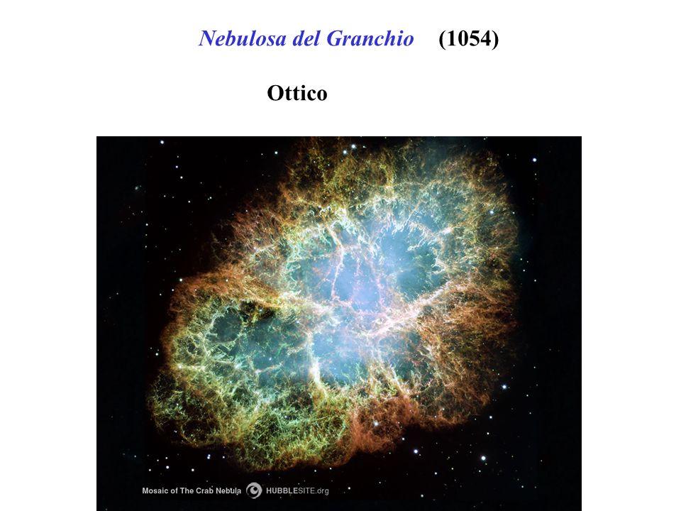 Nebulosa del Granchio (1054)