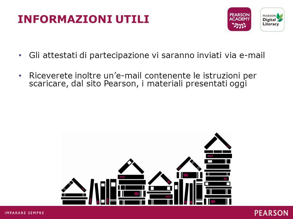 07/03/13 07/03/13. 07/03/13. INFORMAZIONI UTILI. Gli attestati di partecipazione vi saranno inviati via e-mail.