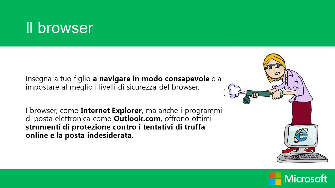 Il browser