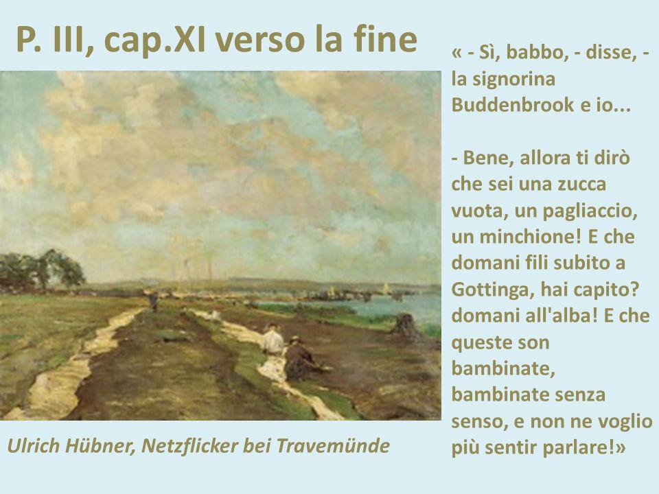 P. III, cap.XI verso la fine