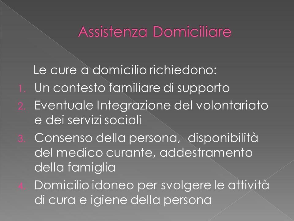 Assistenza Domiciliare