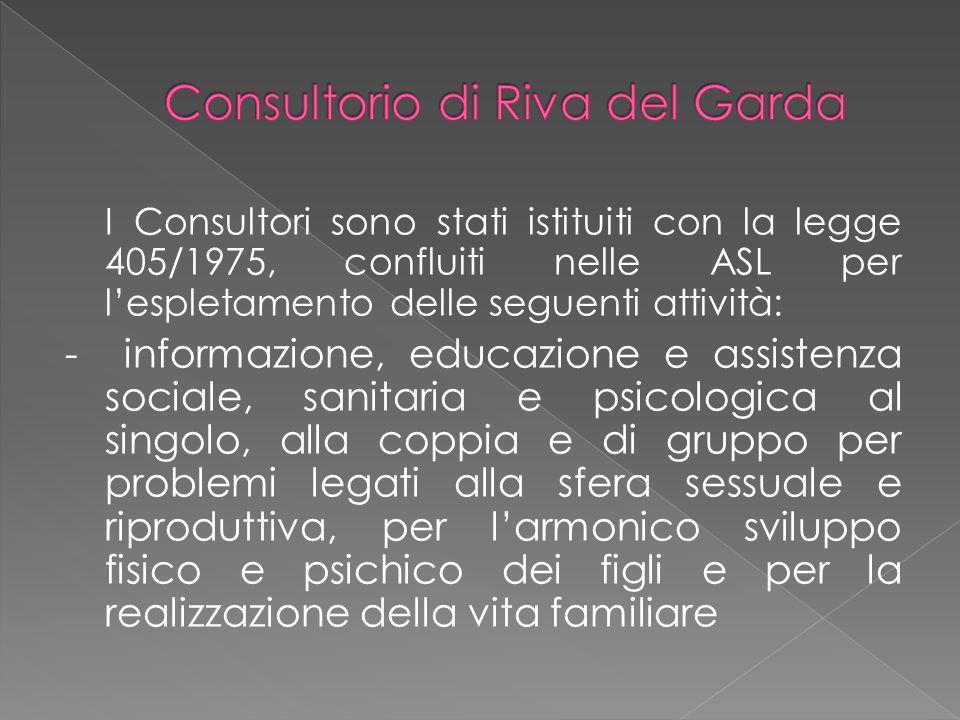 Consultorio di Riva del Garda
