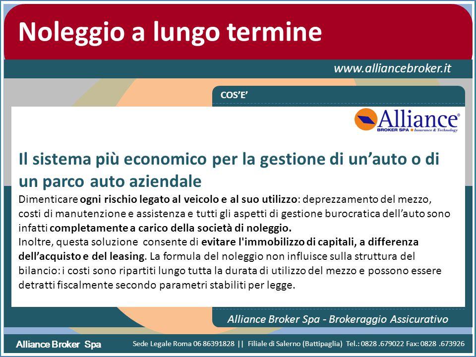 Alliance Broker Spa - Brokeraggio Assicurativo