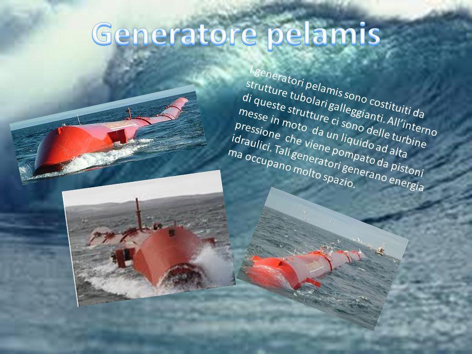 Generatore pelamis