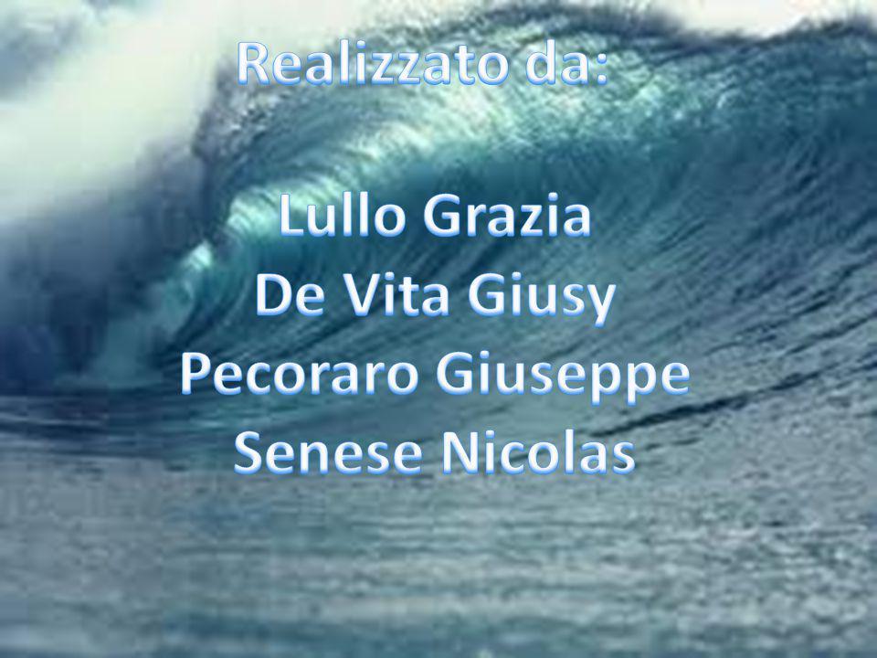 Realizzato da: Lullo Grazia De Vita Giusy Pecoraro Giuseppe Senese Nicolas