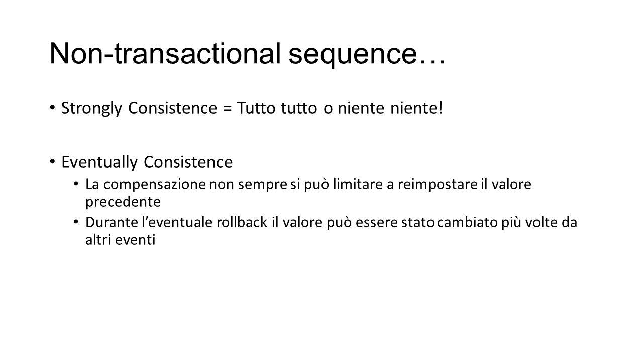 Non-transactional sequence…