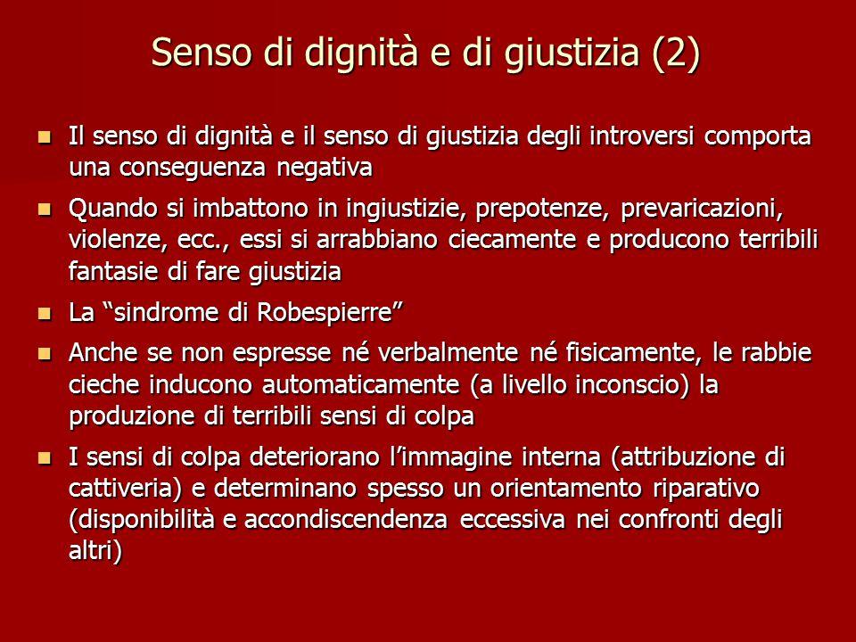 Senso di dignità e di giustizia (2)