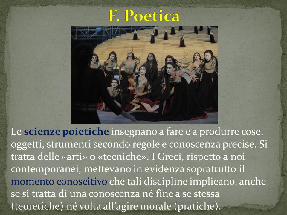 F. Poetica