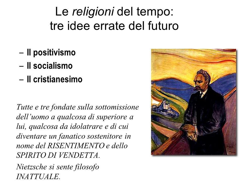 Le religioni del tempo: tre idee errate del futuro