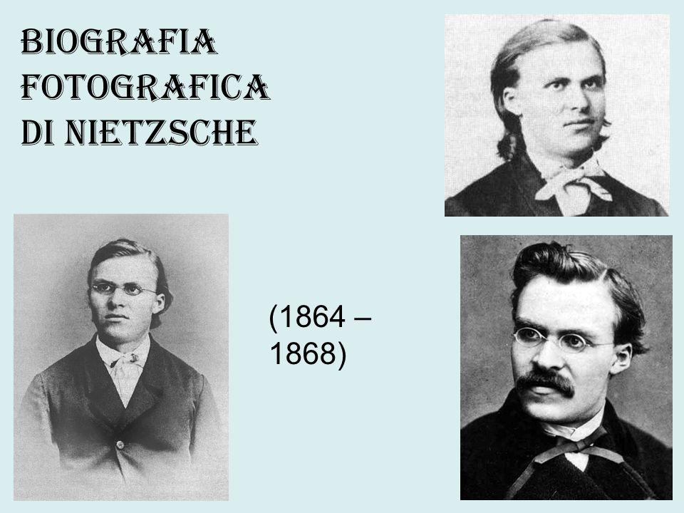 Biografia fotografica di Nietzsche