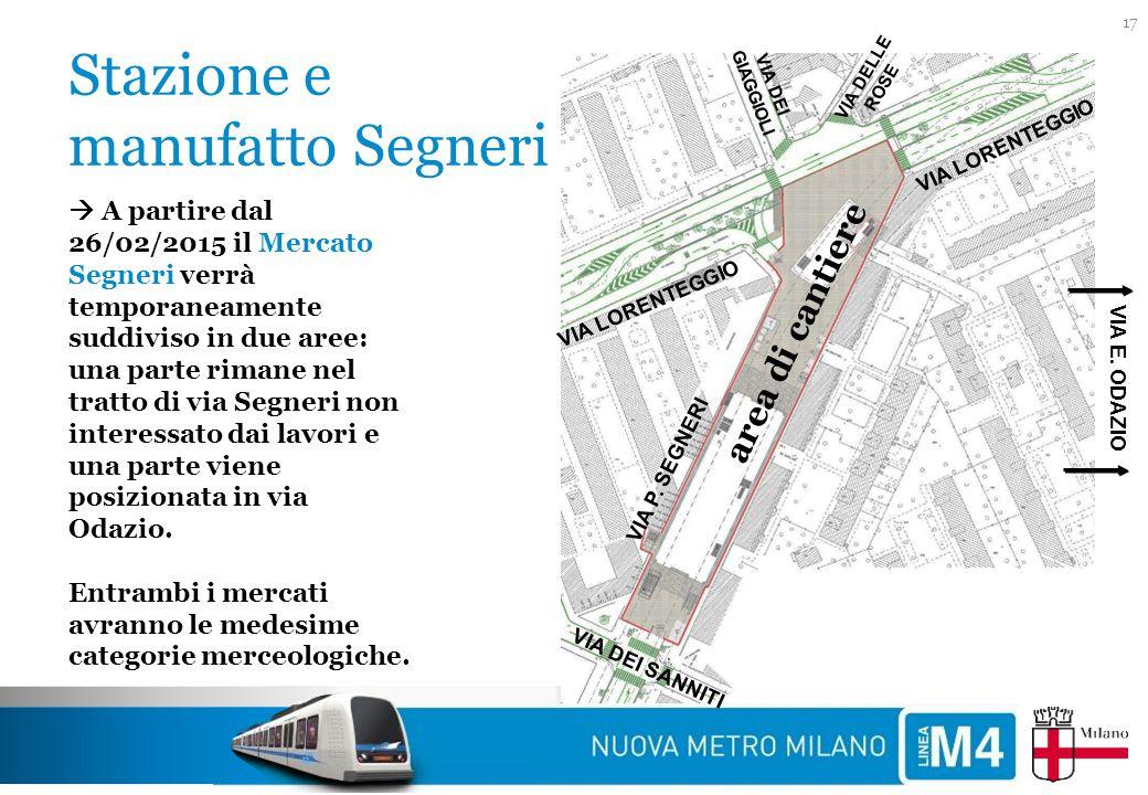 Stazione e manufatto Segneri