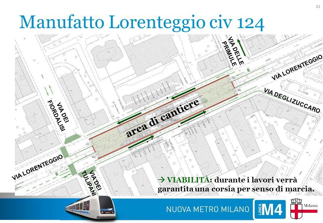 Manufatto Lorenteggio civ 124
