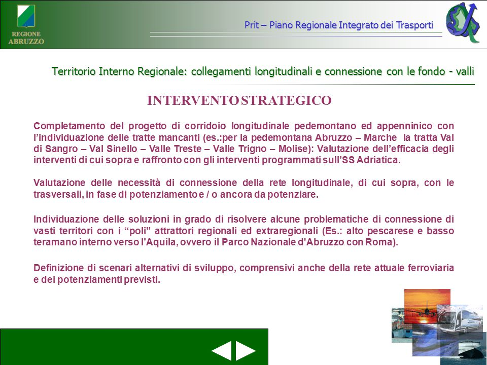 INTERVENTO STRATEGICO