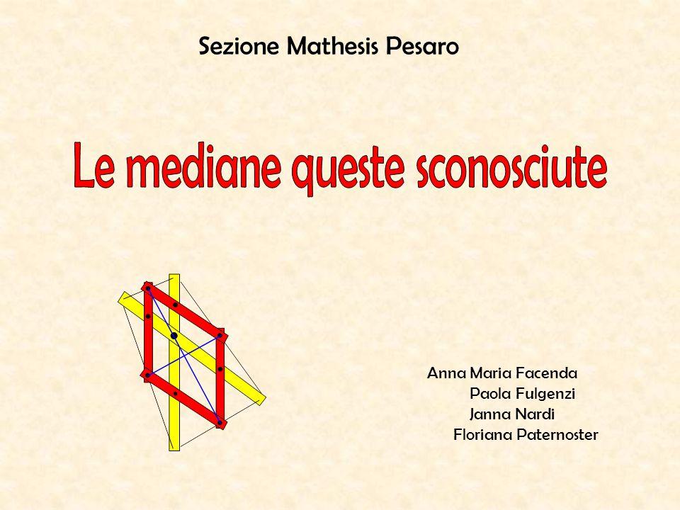 Sezione Mathesis Pesaro
