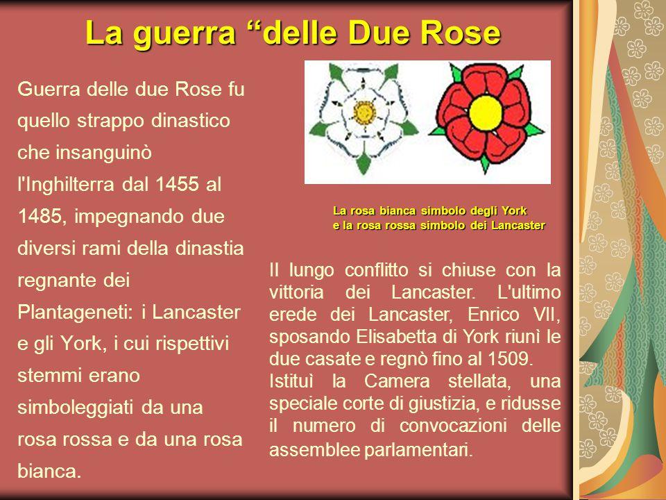 La guerra delle Due Rose