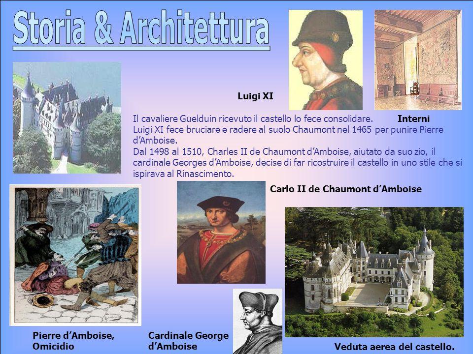 Storia & Architettura Luigi XI