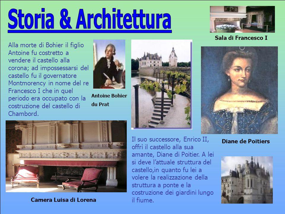 Storia & Architettura Sala di Francesco I.
