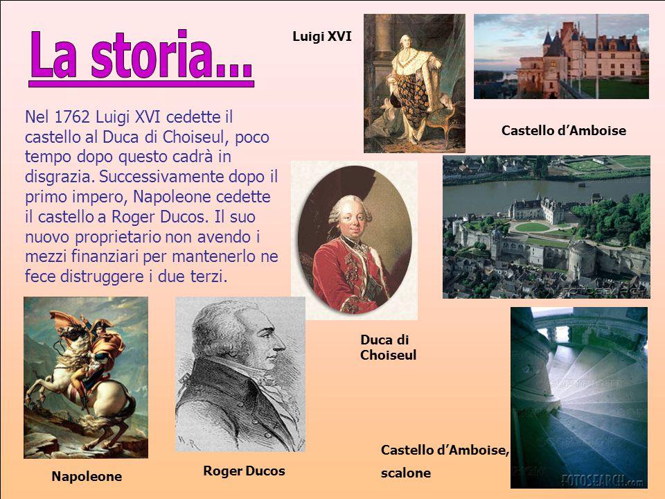 Luigi XVI La storia...